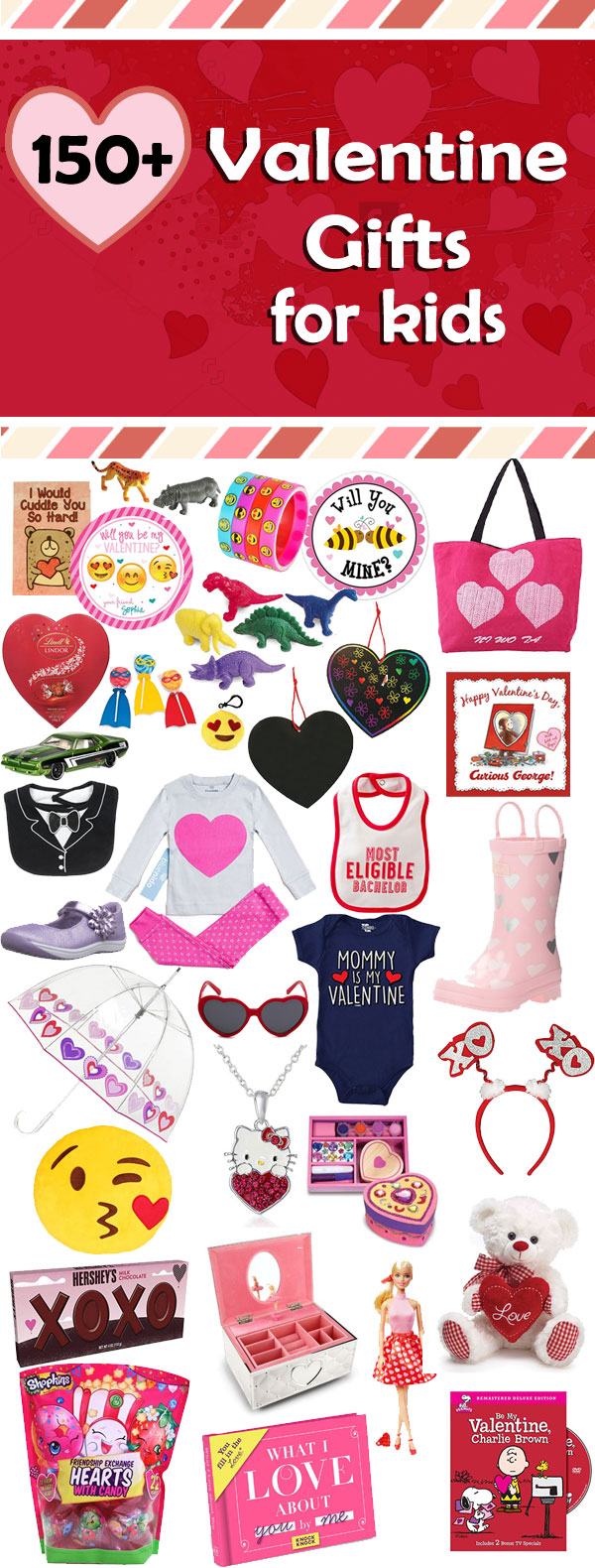 Valentine Gifts For Kids