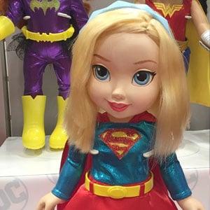 "18"" DC Super Hero Girl Dolls"