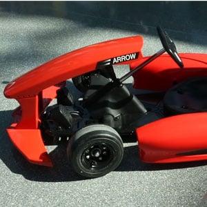 Actev Motor's Arrow Electric Smart-Kart