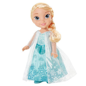Disney Frozen Toddler Elsa Doll