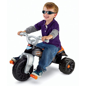 Fisher-Price Harley-Davidso​n Motorcycles Tough Trike