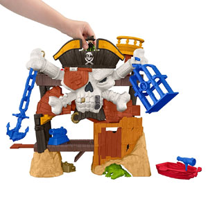 Fisher-Price Imaginext Blackbeards Lair