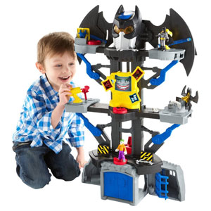 Fisher-Price Imaginext DC Transforming Batcave