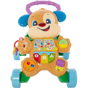 Fisher-Price Laugh & Learn Smart Stages Puppy Walker