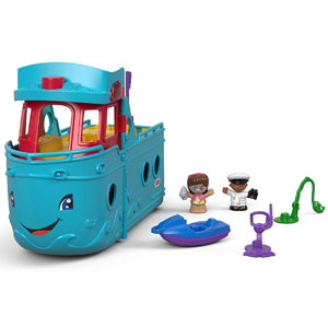 Fisher-Price Little People Travel Together Friend Ship