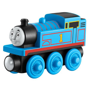 Fisher-Price Wooden Railway Thomas