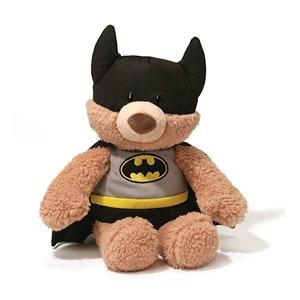 GUND DC Comics Batman Malone Teddy Bear