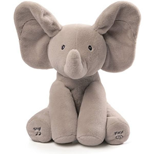 Gund Animated Flappy The Elephant Plush