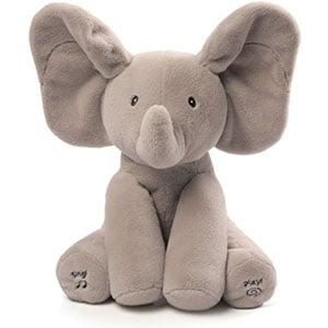 Gund Animated Flappy The Elephant Plush