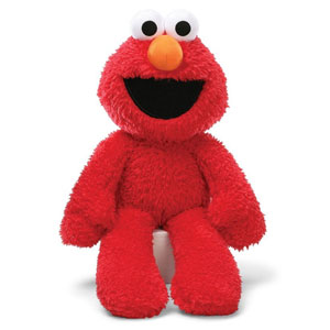 Gund Sesame Street Take Along Elmo Plush