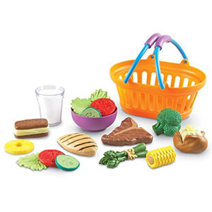 Learning Resources Dinner Basket