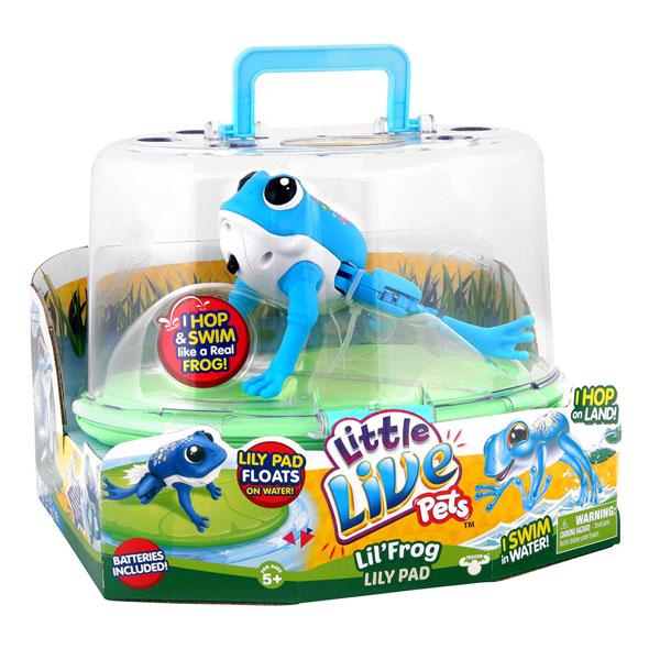 Little Live Pets Lil Frog