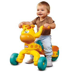 1 3 Little Tikes Go And Grow Lil Rollin Giraffe Ride On
