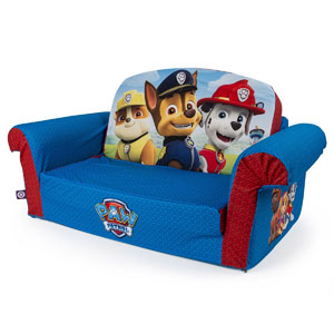Marshmallow Furniture Paw Patrol 2-in-1 Flip Open Sofa