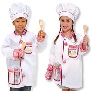 Melissa & Doug Chef Role Play Costume