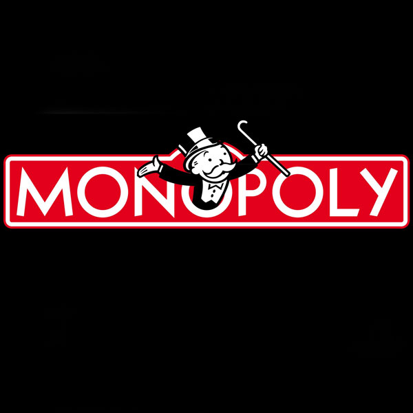 Monopoly Logo Vector AI Download For Free