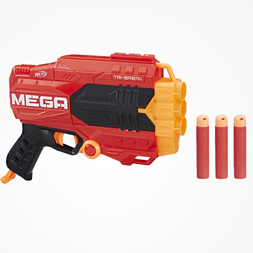 NERF MEGA TRI-BREAK Blaster