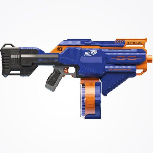 Image is loading NEW-Nerf-Blasters-amp-Foam-Play-N-Strike-