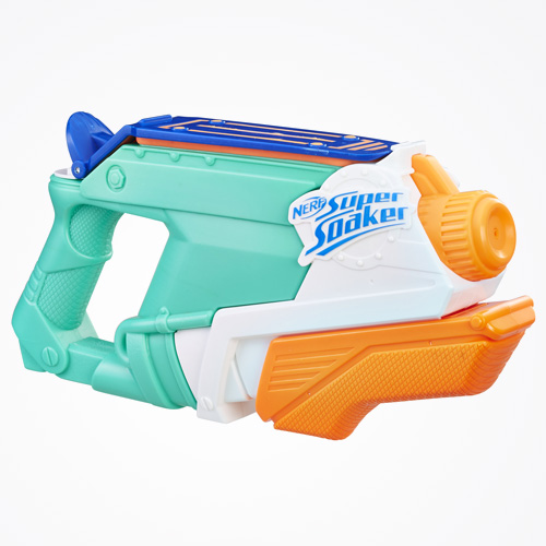 NERF SUPER SOAKER SPLASH MOUTH Water Blaster
