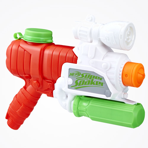 NERF SUPER SOAKER ZOMBIE STRIKE DREADSIGHT Water Blaster