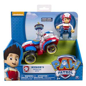 Paw Patrol Ryders Rescue ATV