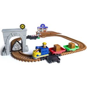 Paw Patrol, Adventure Bay Railway Track Set