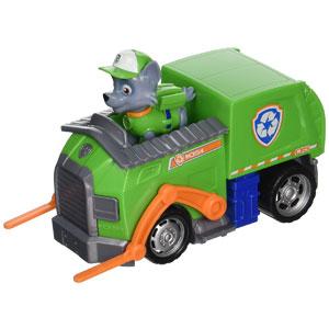 Paw Patrol - Rockys Recycling Truck