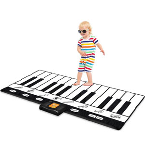 Play 22 Keyboard Playmat