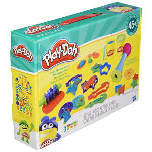 Play Doh Super Molding Mania Toy