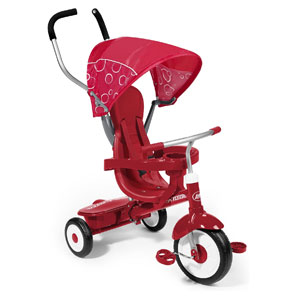 Little Tikes 4-in-1 Stroll N Trike
