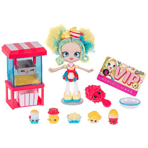 Shopkins Shoppies Popettes Popcorn Stand