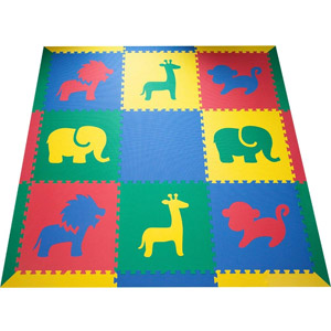 SoftTiles Play Mat