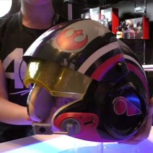 Star Wars Poe Dameron Resistance Helmet