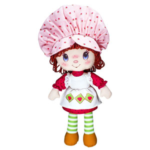 The Bridge Direct Strawberry Shortcake Doll