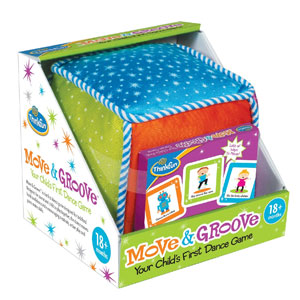 Thinkfun Move & Groove Game