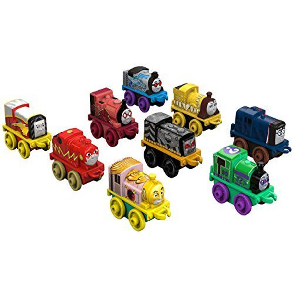 Thomas & Friends Minis DC Super Friends