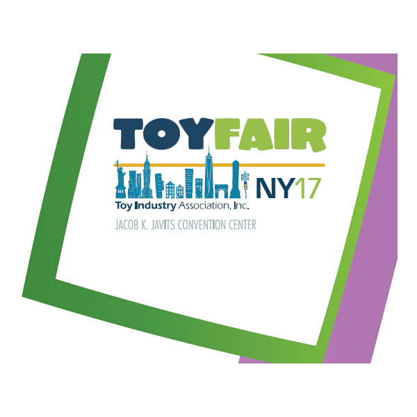 Toy Fair 2017 Logo