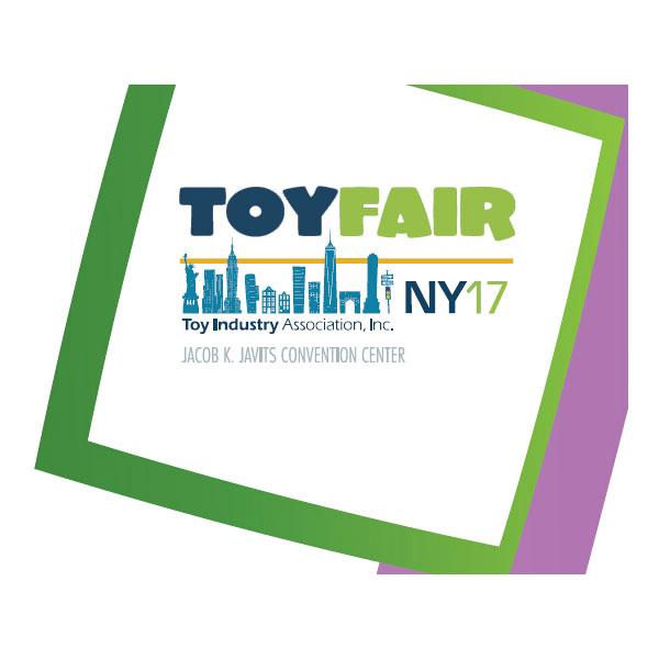 Toy Fair 2017 logo