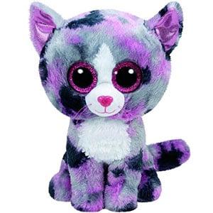 Ty Lindi Cat Plush, Pink, Regular