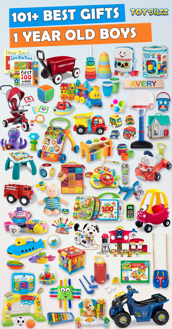 Best Gifts And Toys For 1 Year Old Boys 2018