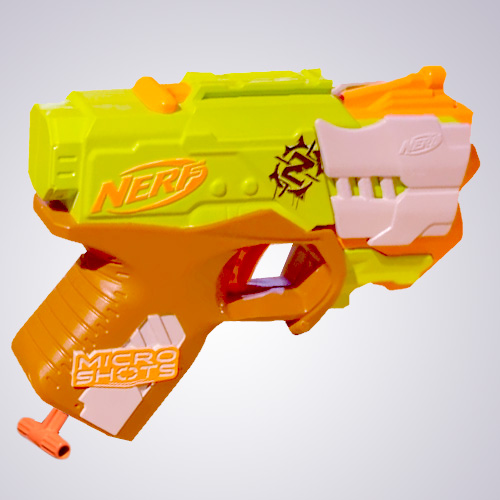 NERF Zombie Strike Toy Weapons Are The Best Defense Against The Imaginary  Undead Uprising