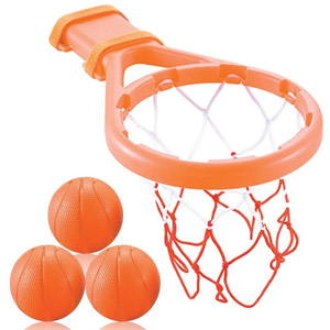 3 Bees & Me Basketball Hoop & Balls Set