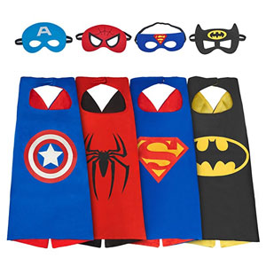 Babylian Super Hero Dress Up Costumes