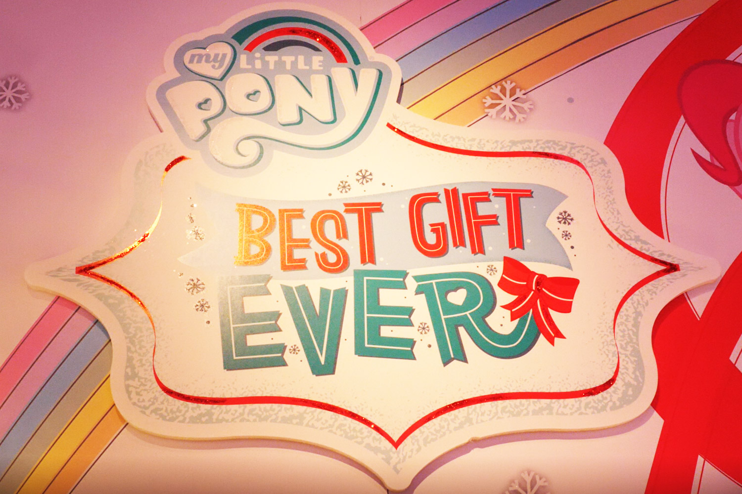 2018 Holiday Special – My Little Pony Best Gift Ever