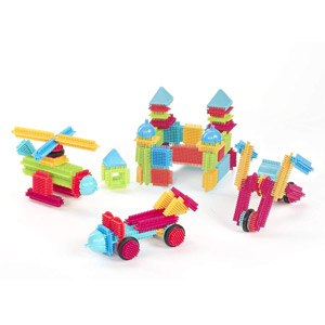 Bristle Blocks By BATTAT, 112-Pcs