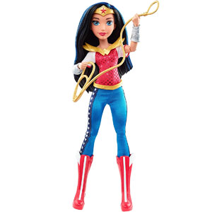 DC Super Hero Girls Wonder Woman 12 Action Doll
