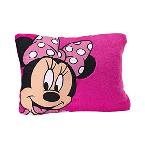 Disney Minnie Toddler Pillow