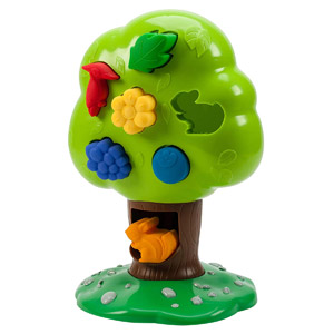 Educational Insights Bright Basics Sorting Tree