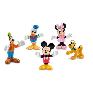 Fisher-Price Disney Junior Mickey Mouse Clubhouse Clubhouse Pals