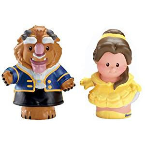 Fisher-Price Little People Belle and Beast